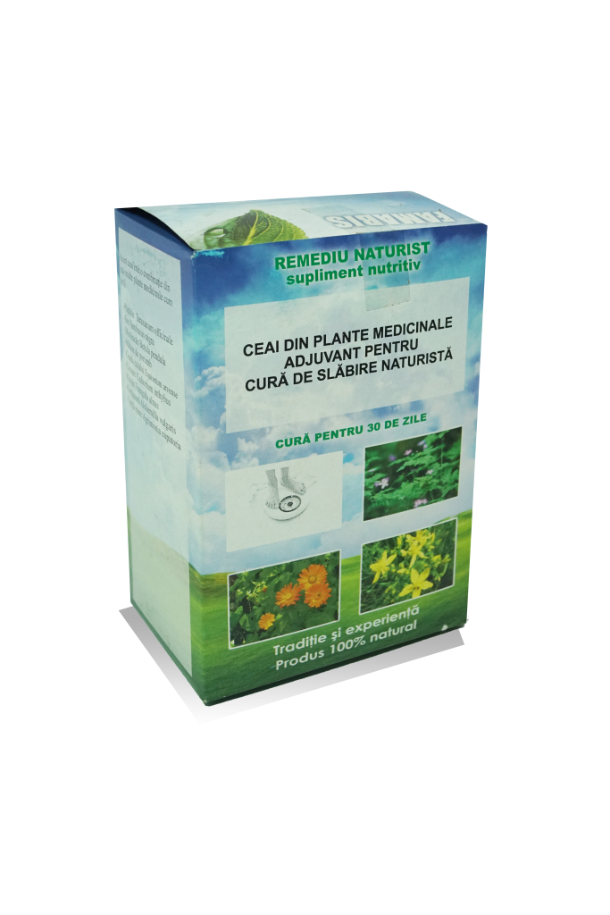 Plante medicinale pentru cura slabire